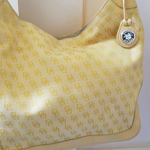 Dooney &Bourke large hobo purse